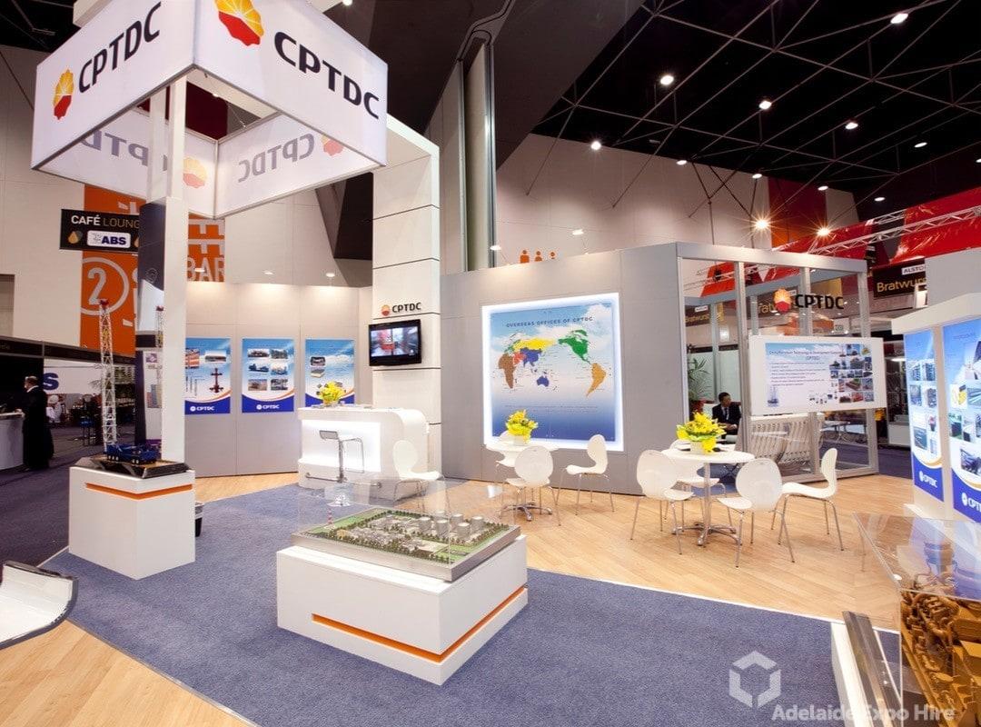 Exhibition Displays Adelaide : Custom displays adelaide expo hire